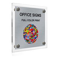 Custom/Personalized Office Signage